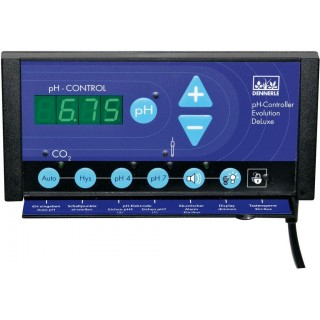 Dennerle 3093 Prof Line PH Controller Evolution De Lux stazione controllo ph per acquario