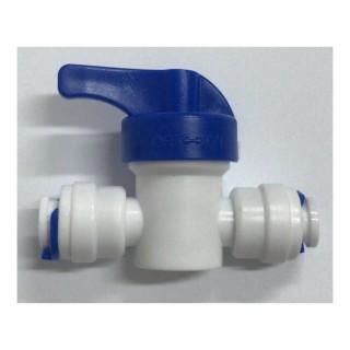 Aquili Flush valve rubinetto lavaggio impianto osmosi