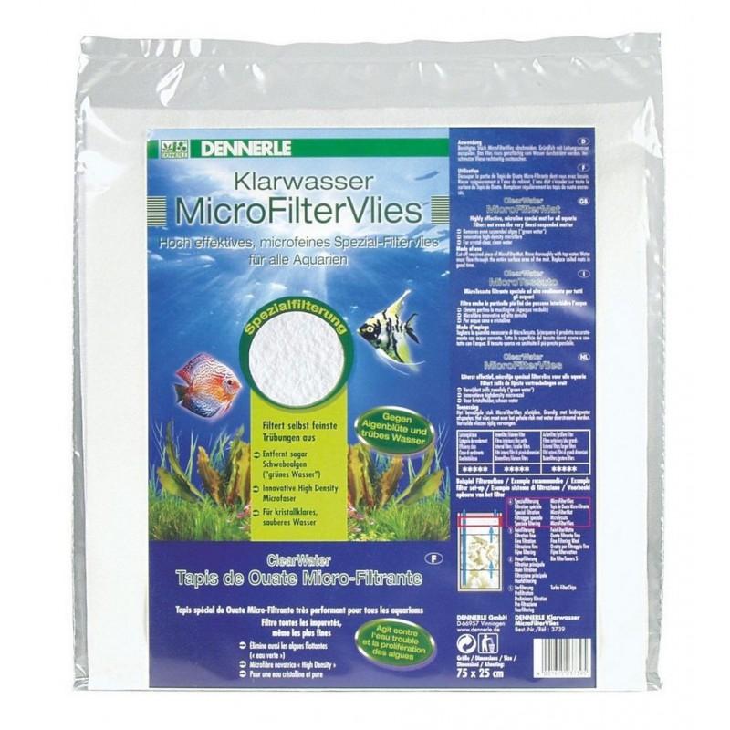 Dennerle 3739 Clear Water Micro Tessuto misure 24x75 cm