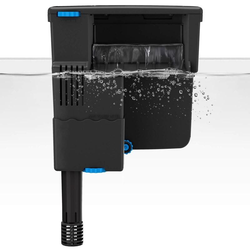 Seachem Tidal 55 filtro a zaino fino a 200 litri