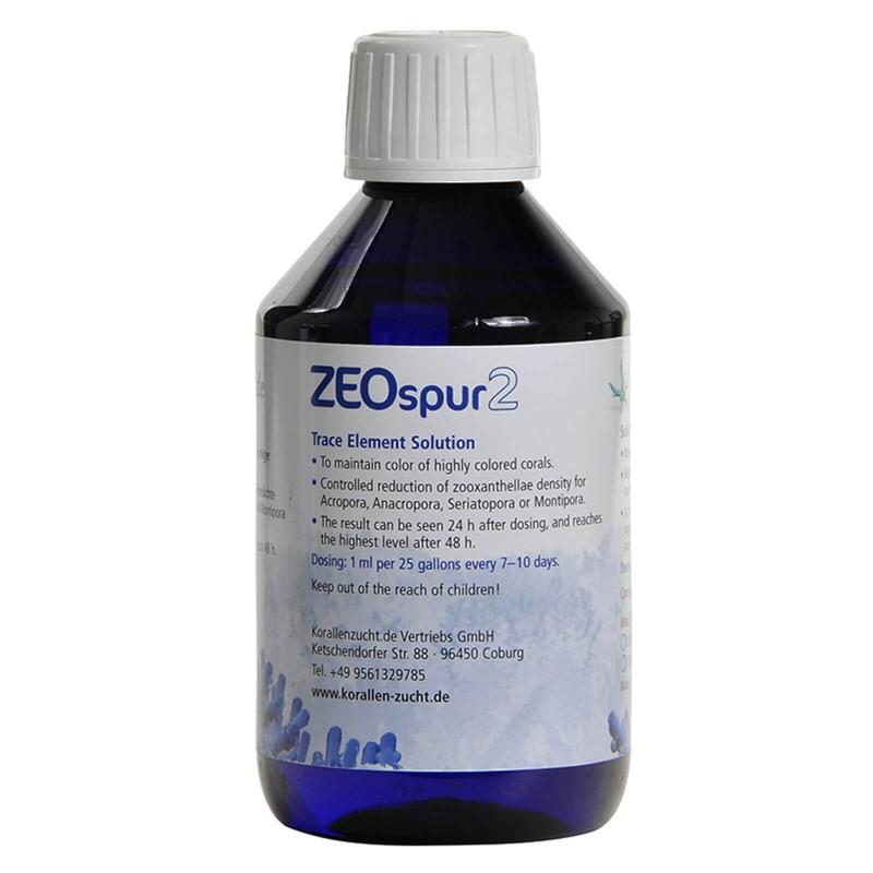 Korallen Zucht ZEOspur 2 Concentrato