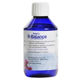 Korallen Zucht Pohl's B-Balance Concentrato
