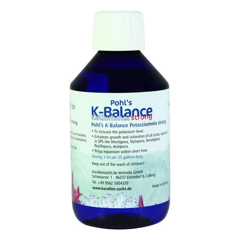 Korallen Zucht Pohl's K-Balance Strong