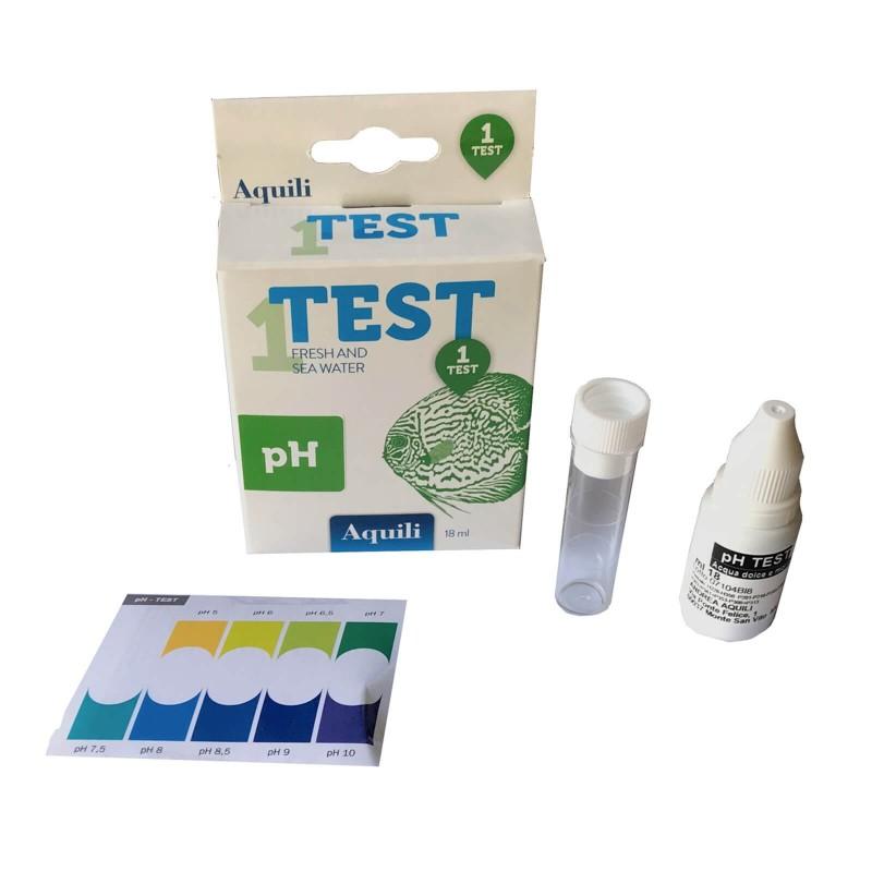 Aquili Test PH per acquario