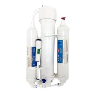 Aquili Impianto osmosi per acquario con 3 stadi da 290 litri al giorno