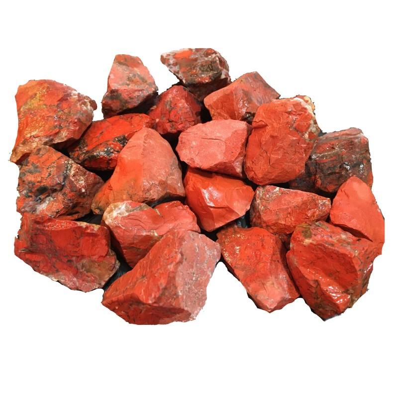 Roccia Jasper Rosso