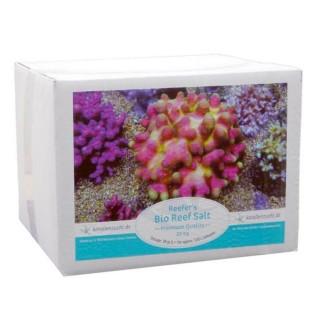 Korallen Zucht Reefer's Bio Reef Salt Premium Quality 20 kg
