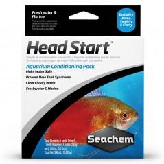 Seachem HeadStart Starter pack per il condizionamento dell'acquario
