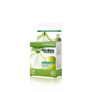 Dennerle Deponit nutriballs 10 palline Fertilizzanti per piante d'acquario