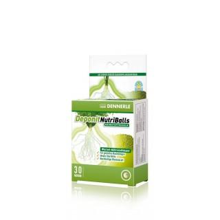 Dennerle 4559 Deponit nutriballs 30 palline Fertilizzanti per piante d'acquario