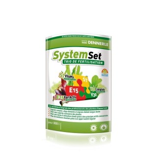 Dennerle 4577 Perfect Plant System Kit fertilizzanti E15-V30-S7 vitamix 25ml per 800Lt