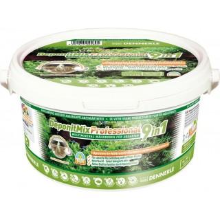 Dennerle 4595 Deponit Mix Professional fondo fertilizzante 2,4kg per acquari 60 litri
