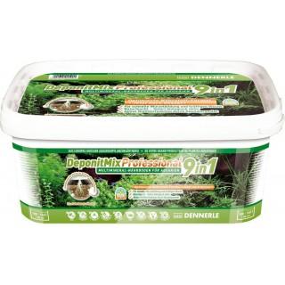 Dennerle 4596 Deponit Mix Professional fondo fertilizzante 4,8kg per acquari 120 litri