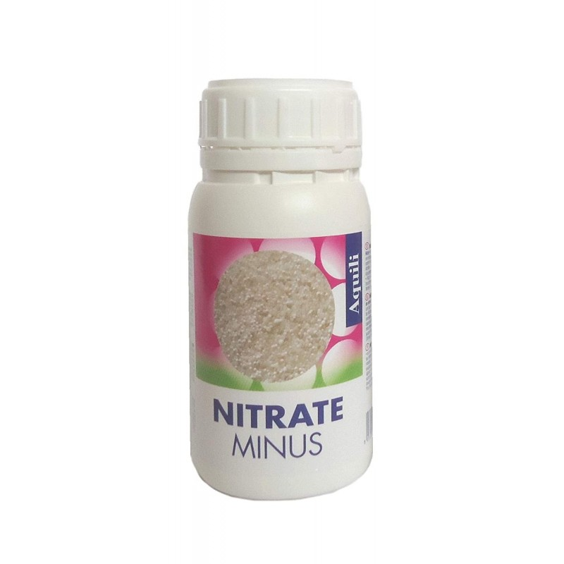 Aquili Nitrate minus abbassa nitrati NO3