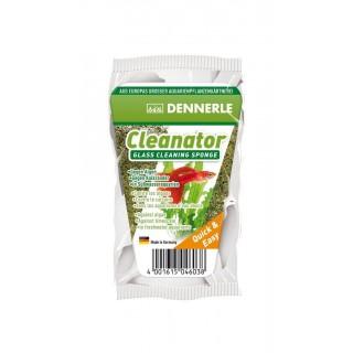 Dennerle 4603 Cleanator Spguna pulisci acqaurio doppia azione