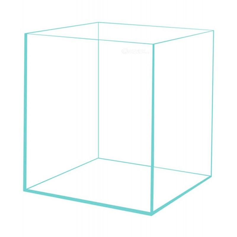 Genesi Acquari Cube 90 litri extrachiaro 45x45