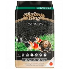 Dennerle 6187 Shrimp King Active Soil 8 Litri Fondo per caridine