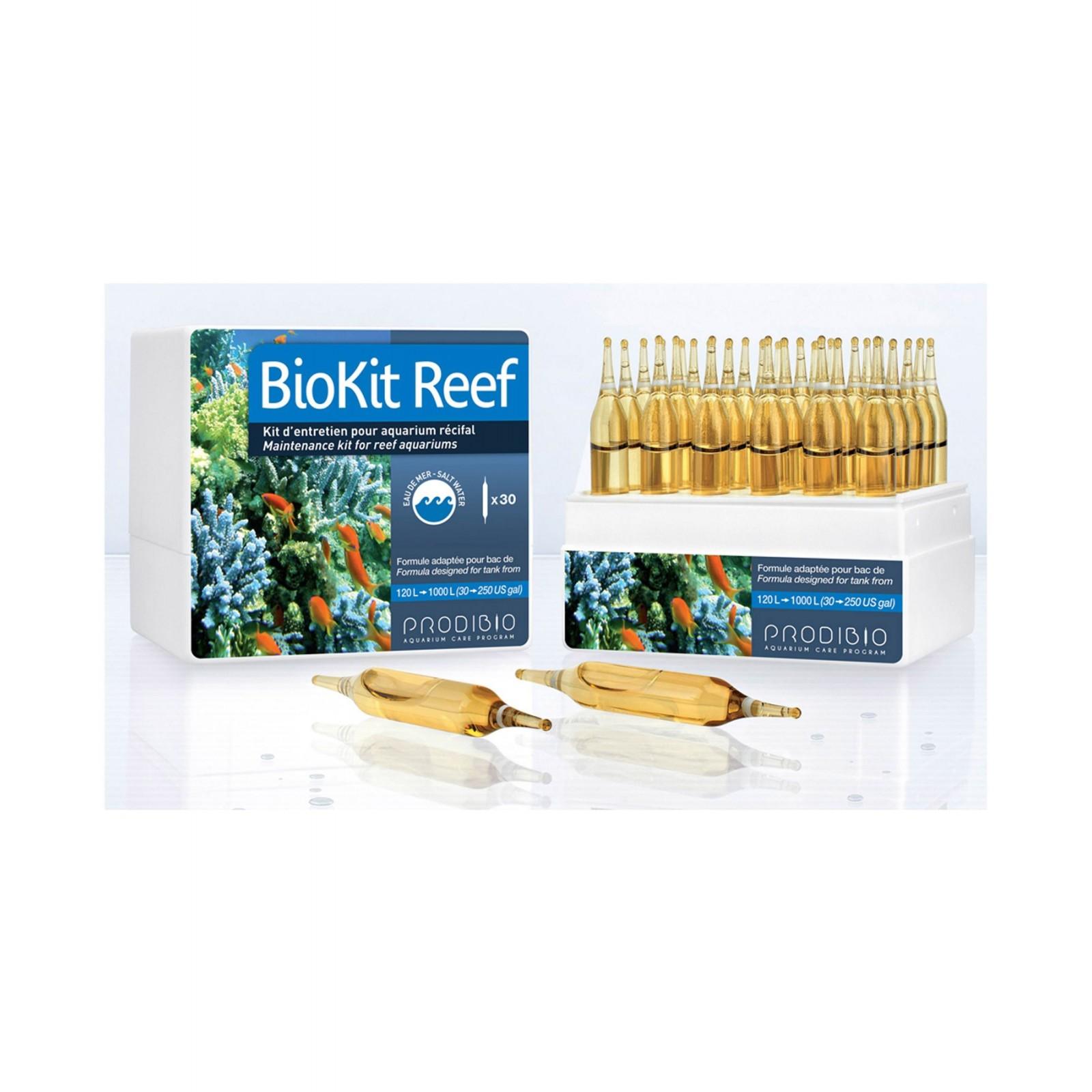 Prodibio BioKit Reef manutenzione completa per acquario marino