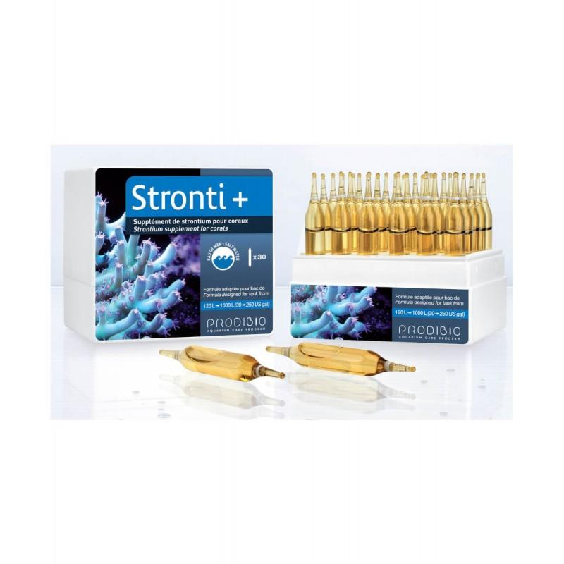 Prodibio Stronti + integratore di stronzio per coralli in acquario marino