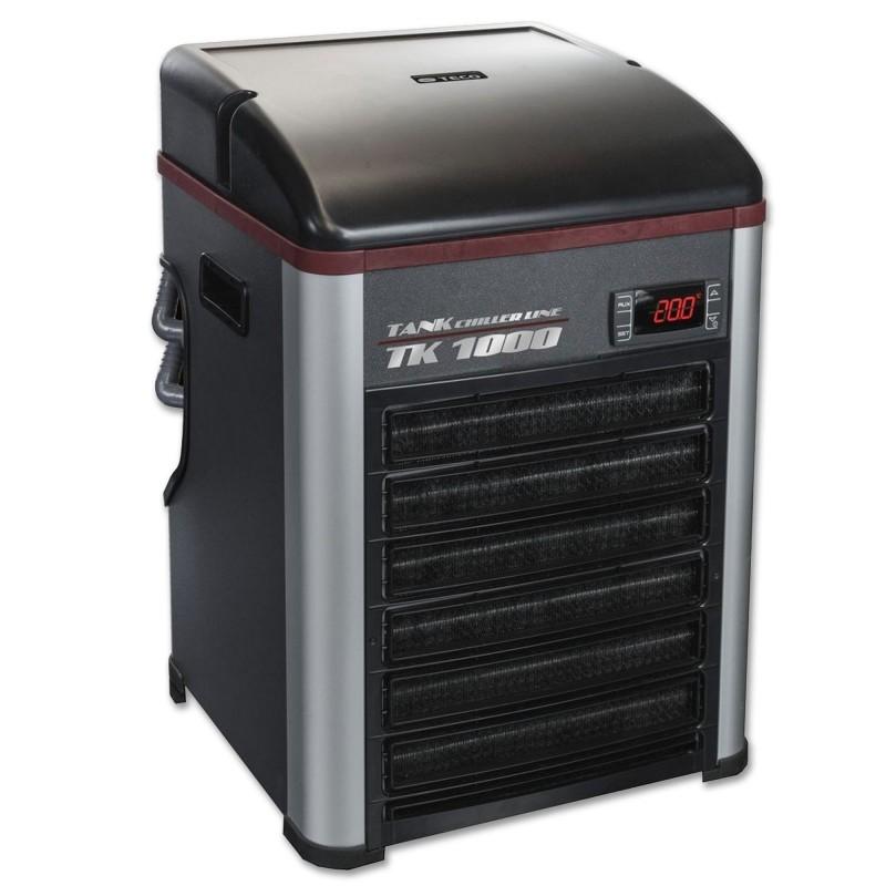 Teco TANK Condizionatore TK1000 per acquari fino a 1000lt 315W refrigeratore per abbassare la temperatura dell'acqua