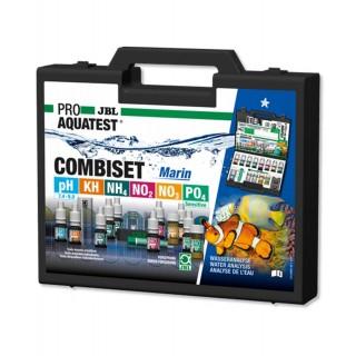 JBL Proacquatest Combiset Marin valigetta test per acquario marino