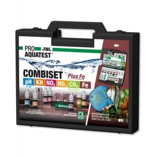JBL Proaquatest CombiSet plus Ferro valigetta test per acquario dolce