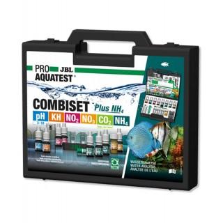JBL Proaquatest CombiSet plus NH4 valigetta test per acquario dolce