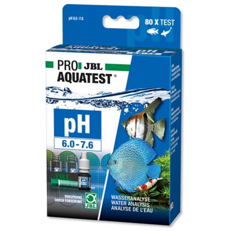 JBL Proaquatest Test PH per acquario acqua dolce scala da 6 a 7.6
