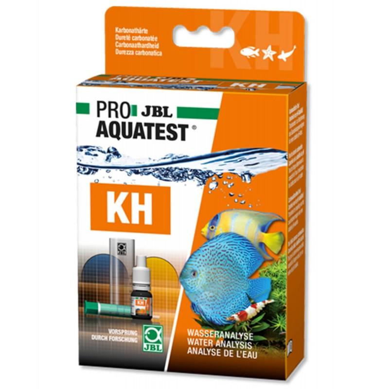 JBL Proaquatest Test GH per acquario acqua dolce e marina durezza carbonatica