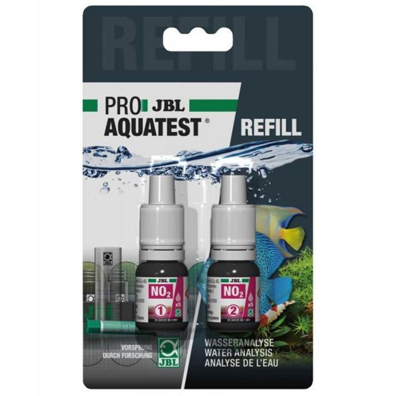 JBL Proaquatest ricarica Test NO2 nitrati per acquario refill