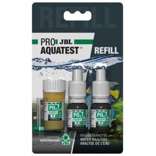 JBL Proaquatest ricarica Test PO4 Phosphat Sensitiv fosfati per acquario refill