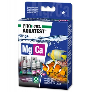 JBL Proaquatest Test Mg-Ca magnesio e calcio per acquario acqua marina