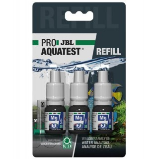 JBL Proaquatest ricarica Test Mg-Ca magnesio e calcio per acquario refill