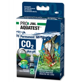 JBL Proaquatest Test permanente CO2 e PH per acquario