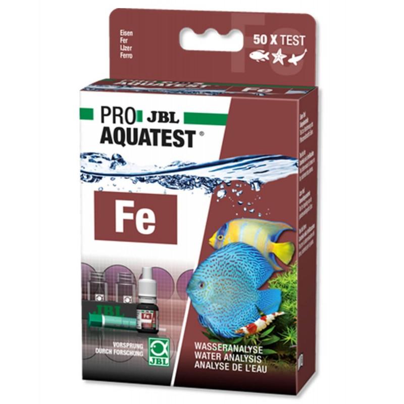 JBL Proaquatest Test FE ferro per acquario acqua dolce e marina
