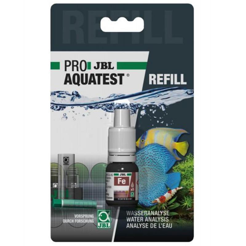 JBL Proaquatest ricarica Test FE ferro per acquario refill