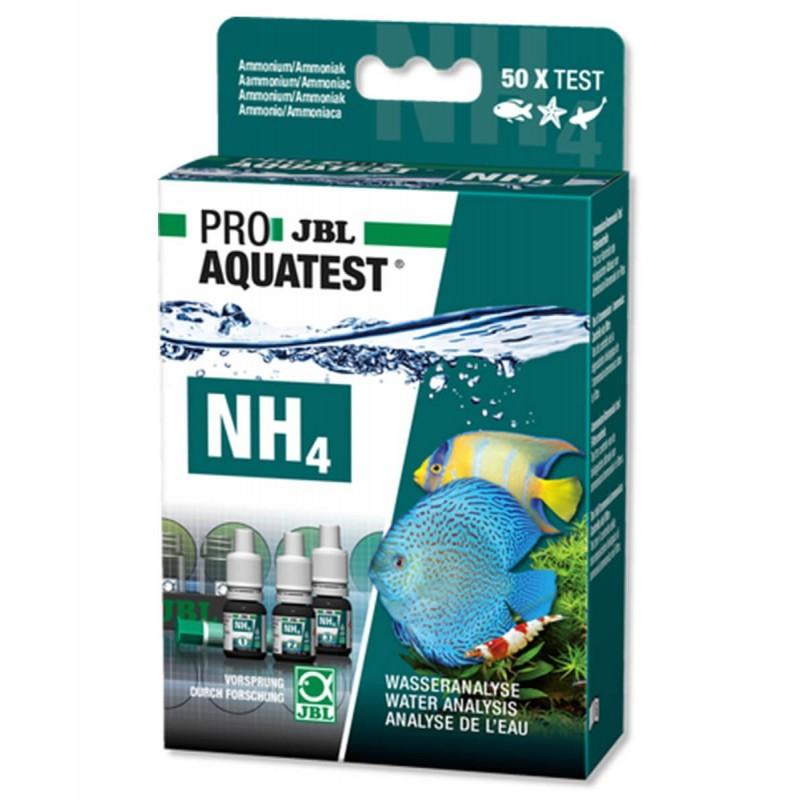 JBL Proaquatest Test NH4 ammoniaca per acquario acqua dolce e marina