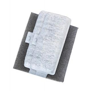 Askoll Pure Filter Media Kit M L XL formato convenienza materiali filtranti per acquari Askoll Pure