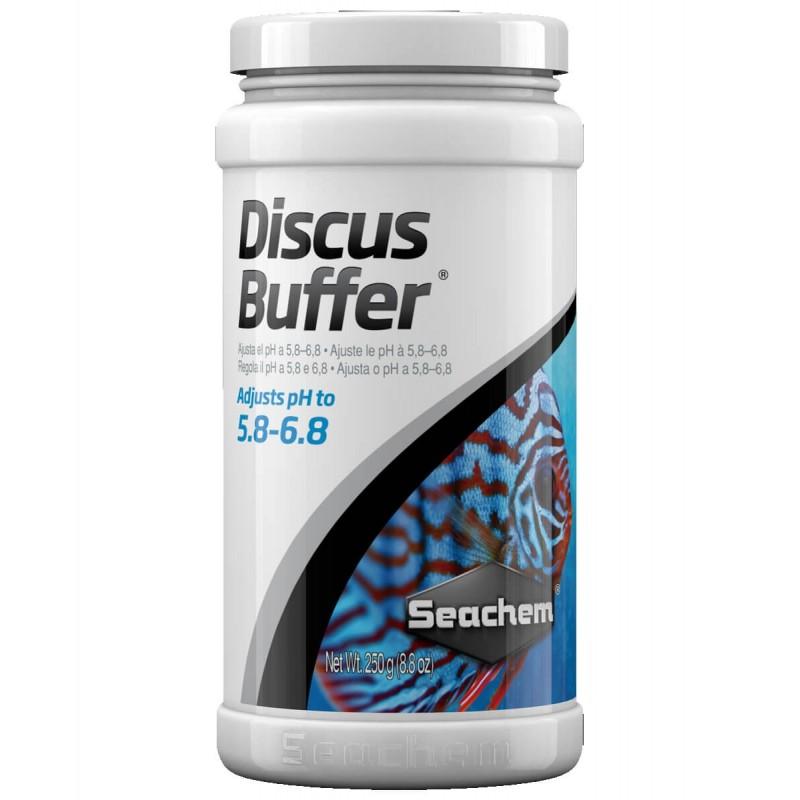 Seachem Discus Buffer abbassa e regolarizza il ph