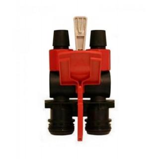 Askoll ricambio rubinetto Aquastop per filtri pratiko 3.0 supersilent