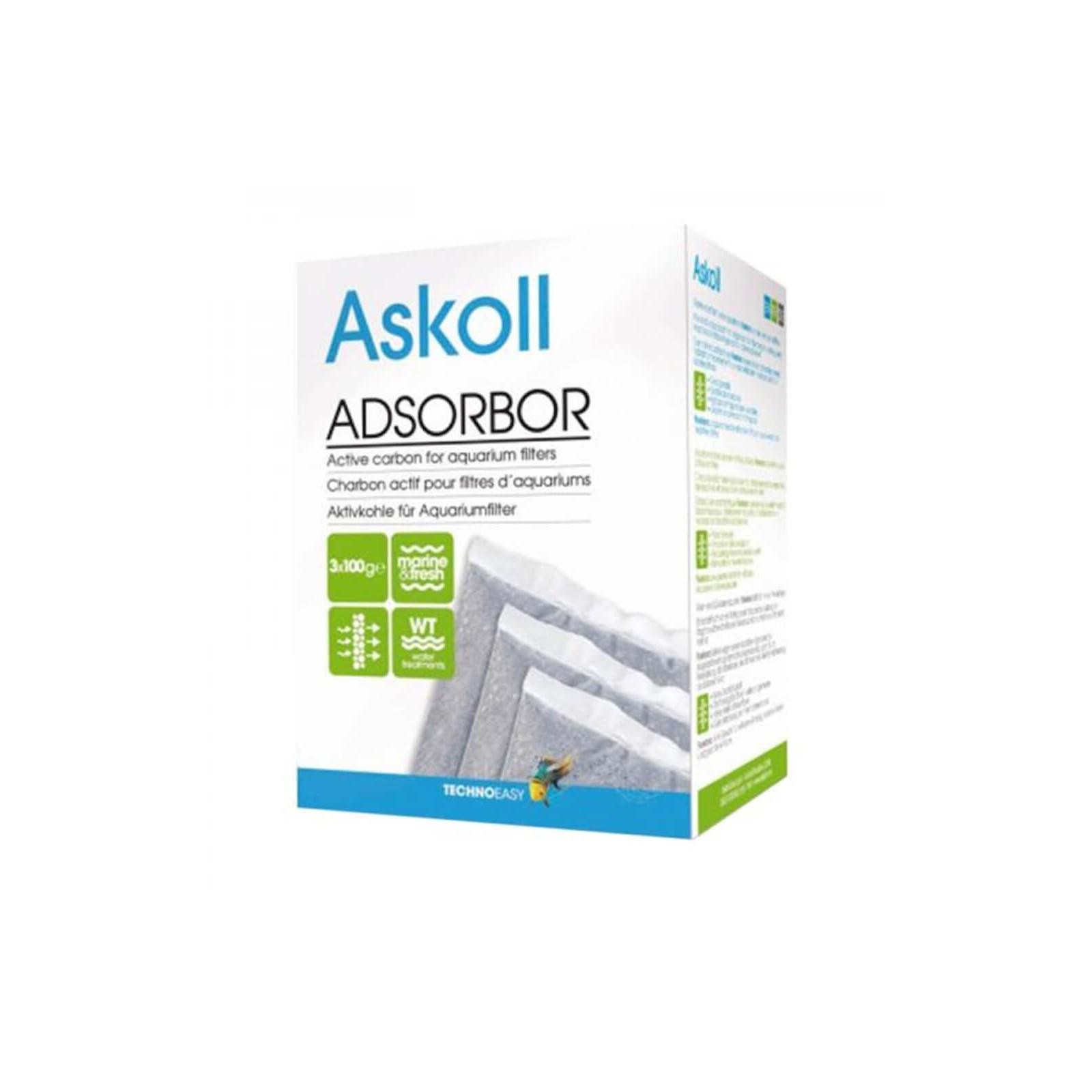 Askoll Adsorbor carbone attivo in sacchetti