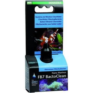 Dennerle 5636 NANO Marinus FB7 BactoClean Batteri spazzini vivi per un'acqua limpida e sana