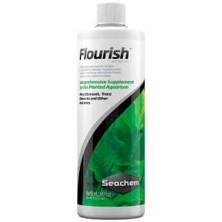 Seachem Flourish integratore di vitamine 500 ml